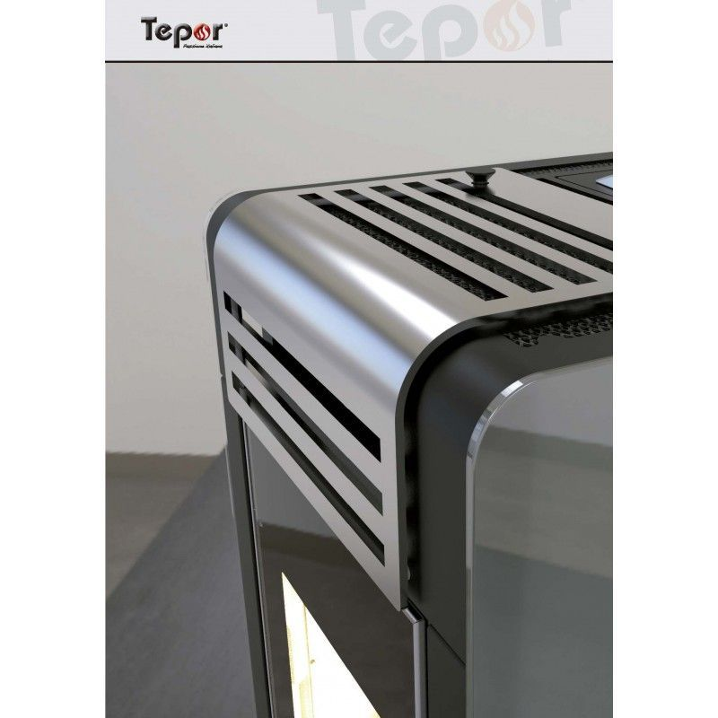 TEPOR 12 KW HERMETIC 12 CANALIZABLE